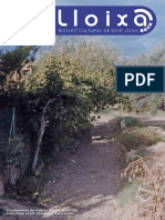 LLOIXA. Número 169, gener/enero 2014. Butlletí informatiu de Sant Joan. Boletín informativo de Sant Joan