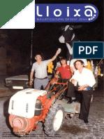 LLOIXA. Número 182, juny/junio 2015. Butlletí informatiu de Sant Joan. Boletín informativo de Sant Joan