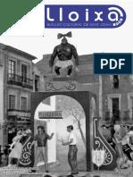 LLOIXA. Número 186, juny/junio 2016. Butlletí informatiu de Sant Joan. Boletín informativo de Sant Joan