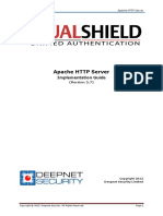 Apache HTTP Server - Implementation Guide