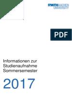 RWHT info study 2017