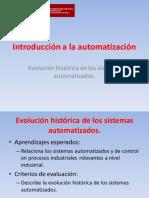 C1 Evolución Automatización