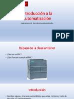 C2 Aplicaciones de La Automatización