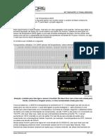 Sensor de Temperatura Lm 35 Modulo3