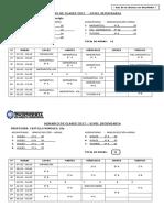 Horario de Clases 2016 - Profesor(1)