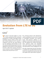 170424 Evolution From LTE to 5G