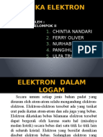 Ppt Dinamika Elektron Bebas
