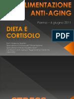 dieta e cortisolo