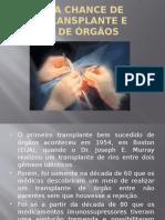 Bioetica Doação de Orgãos