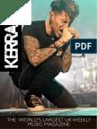 Kerrang Advertising Rates