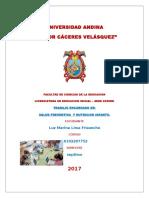 Salud Preventiva y Nutricion Infantil 2017