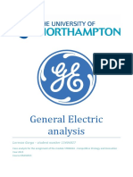 GE analysis