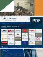 TULI eServices Company Profile_Presentation
