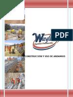 Construcción y Uso de Andamios