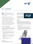 Bt Icomms Datasheet
