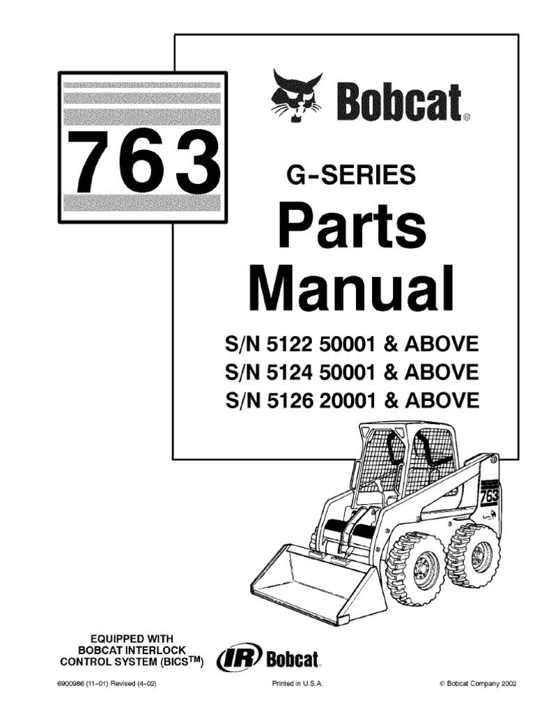 773 Bobcat Actuator Wiring Diagram  Bobcat 873 Wiring