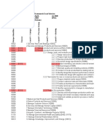 PCF Excel Version
