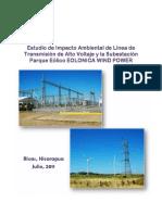EoloWind EIA TransLine Spanish