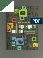 Cap 1 - Linguagem Online - Linguagem No Mundo Digital