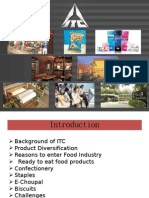 ITC FOOD PRODUCTS