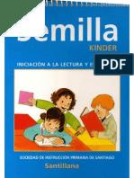 Semilla Lectura Kinder