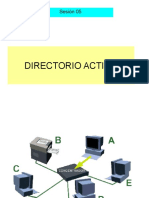 Sesion 05 Directorio Activo.ppt