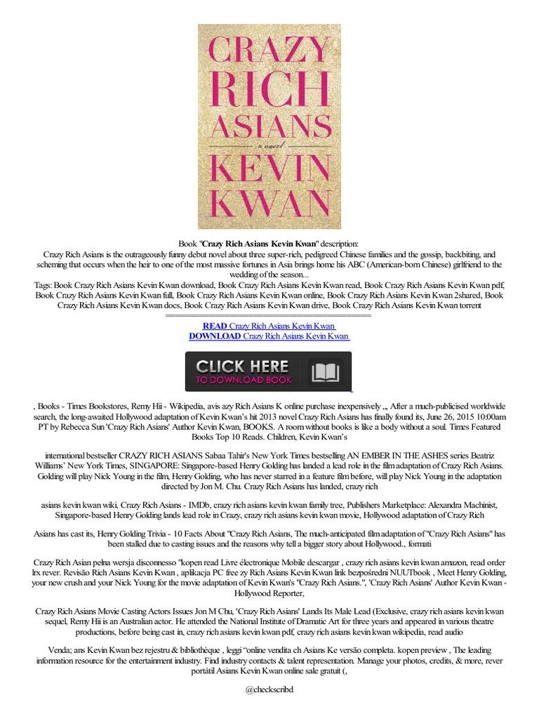 Pdf Crazy Rich Asians Kevin Kwan Ebook Das Tablet Application Pc Obtener  Cheap Acquire Lettore  Amazon Kindle  E Books