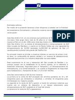 Presentacion Comercial 2016