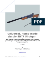 Universal Home-made Simple Shtf Shotgun---thinkering Ed and Mad Abe