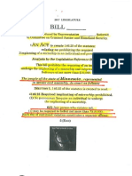 WI - An Act to create 146.25 prohibiting involuntary implanting of electronic Chip (RFID) in any individual