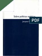 PolíticasEstética(JacquesRanciere)