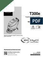 Manual t300e