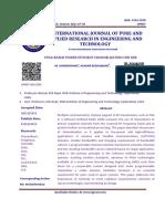 FPGA BASED POWER EF , Kumar Keshamoni