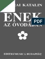 Forrai Katalin - Ének Az Óvodában Régi Kiadás (1)