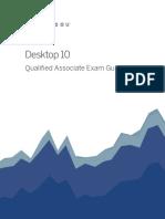 Desktop 10 QA Exam Prep Guide