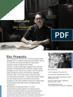Biografi Eko Prawoto