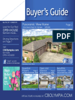 Coldwell Banker Olympia Real Estate Buyers Guide May 13th 2017