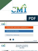 CMI Chile 2016