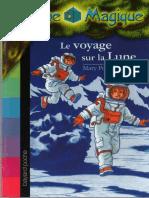 Mary Pope Osborne La Cabane Magique 7 Voyage Sur La Lune