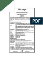 Alicorp_aviso de Oferta