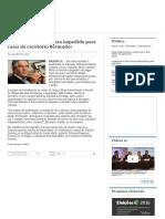 Marco Aurélio Se Declara Impedido Para Casos Do Escritório Bermudes