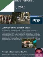 terrorism project
