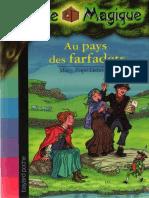Mary Pope Osborne La Cabane Magique 38 Au Pays Des Farfadets