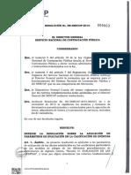 2.22. Resolucion No. RE-SERCOP-2014-000003-Parametros de Evaluacion