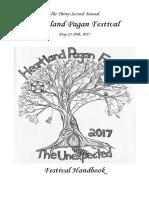 2017 Heartland Pagan Festival Brochure