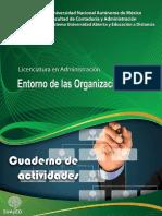 LA 1141 11116 C Entorno de Las Organizaciones