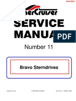 Merc Service Manual 11 Bravo Stern Drives