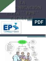 EPS, comunicación
