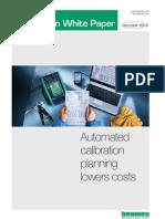 Automated Calibration