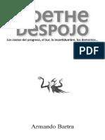 Bartra Armando - Goethe Y El Despojo